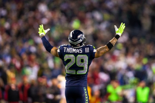 Hawks Win NFC Title Book Spot In Super Bowl XLVIII The Official Website Of Earl Thomas NFL Safety Seattle Seahawks