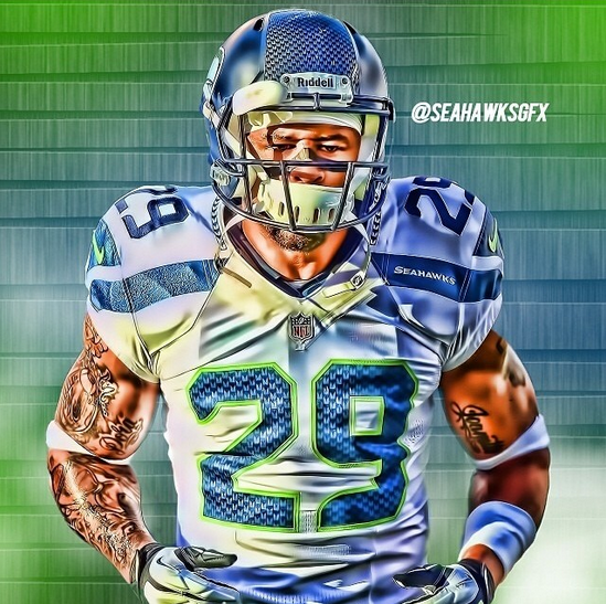 Cool Graphic The Official Website Of Earl Thomas NFL Safety Seattle Seahawks