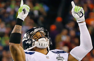 Seahawks Rout Broncos To Win Super Bowl XLVIII