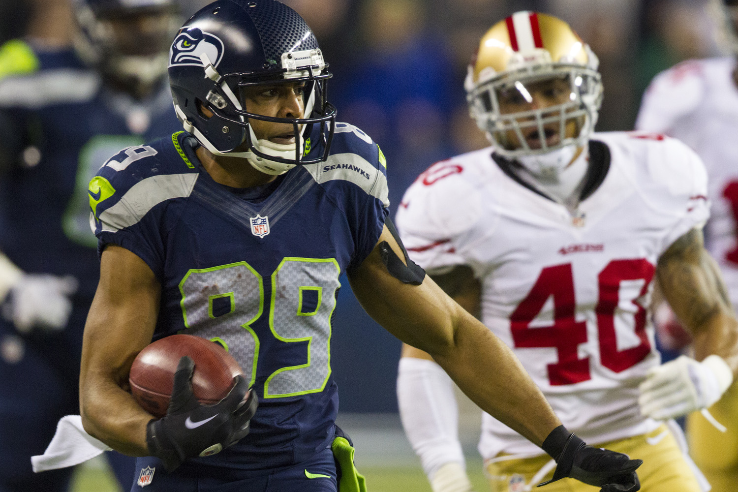 San Francisco 49ers vs. Seattle Seahawks