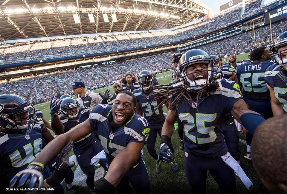 Seahawks Sound in Win Over Cowboys