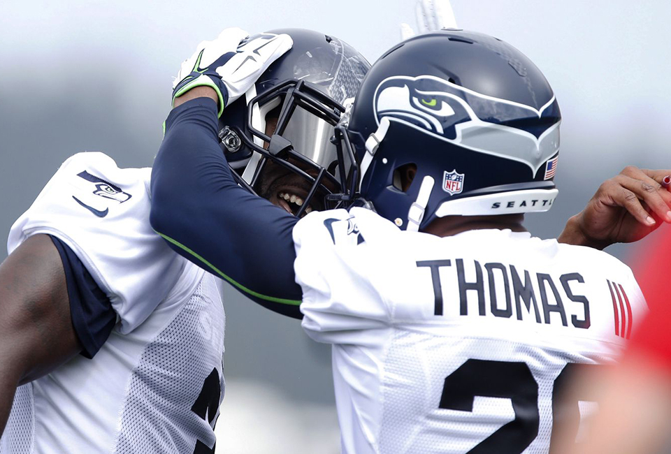 Seahawks Look Strong So Far at Camp