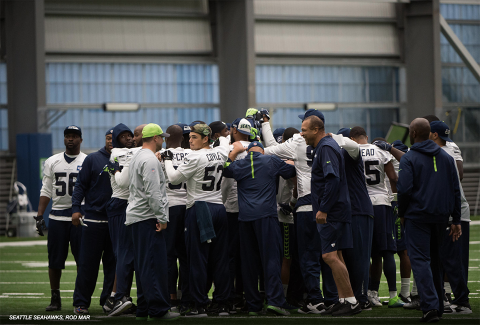 Seahawks Ready for Road Trip vs. Jets