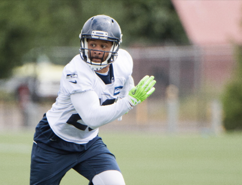 No Limits: Earl Ready for Full Training Camp